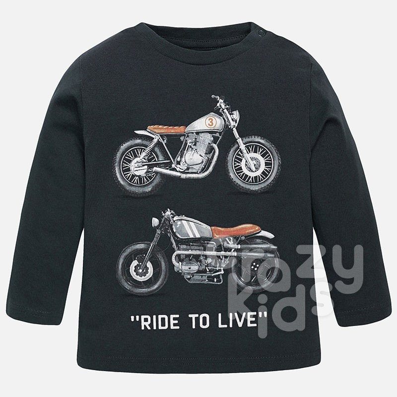 Блуза Ride to life