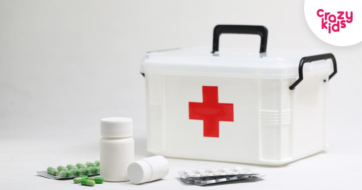 Какви лекарства да вземем в аптечката за деца на море?