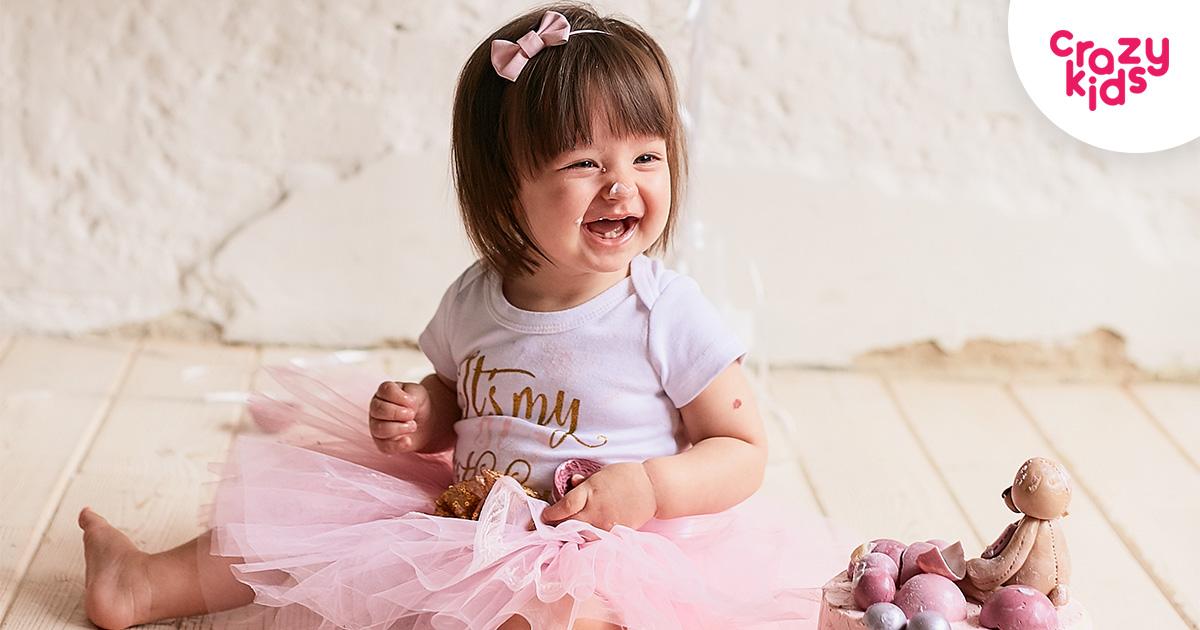 Бебе на 1 година - Сън, Килограми, Развитие и Игри