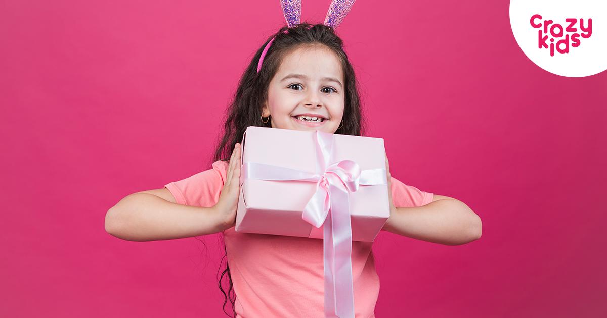 Добре подбраният подарък – ключът към детската усмивка