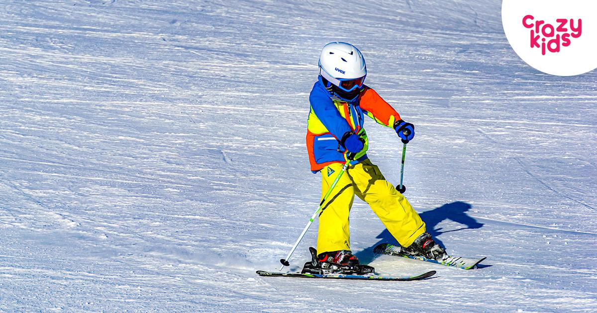 Кога и как да научим детето да кара ски ?