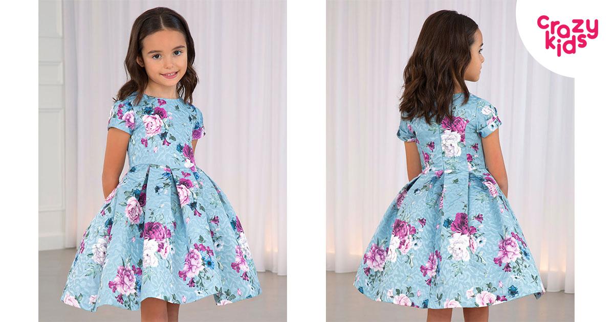 Свят на принцеси в красиви детски рокли
