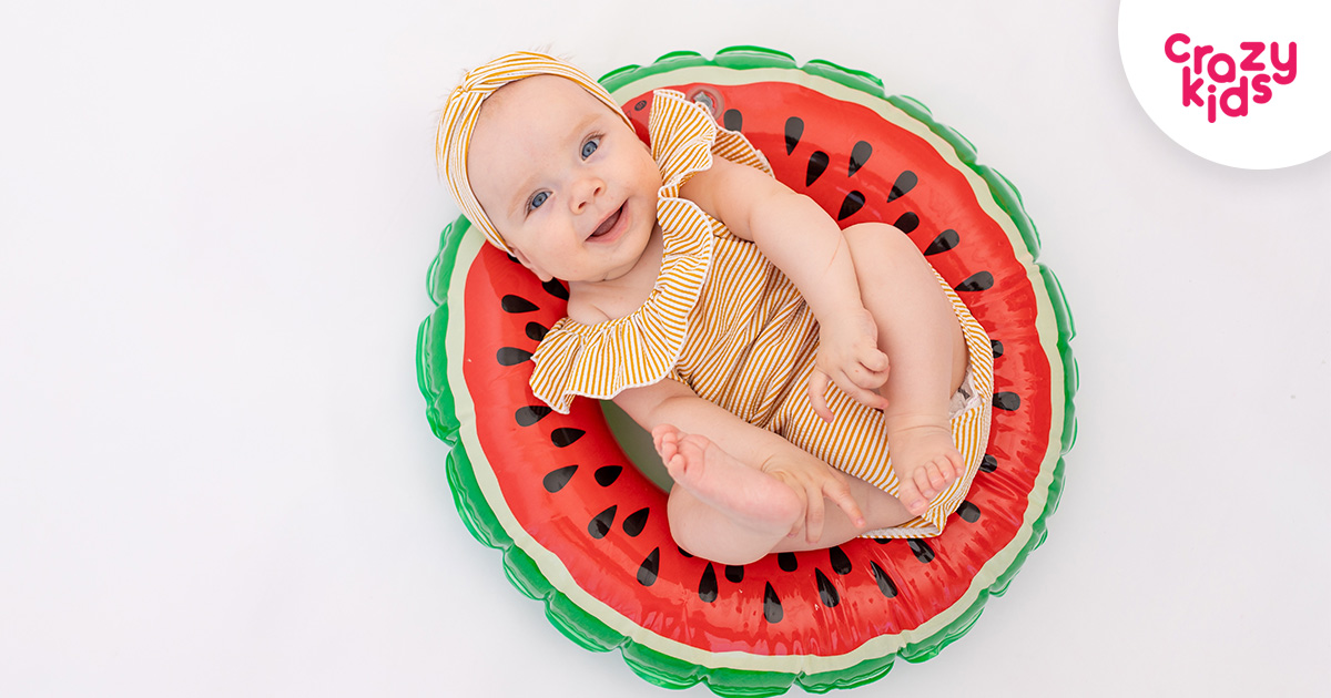 Ръководство за новородено лятно бебе - Дрехи и обличане