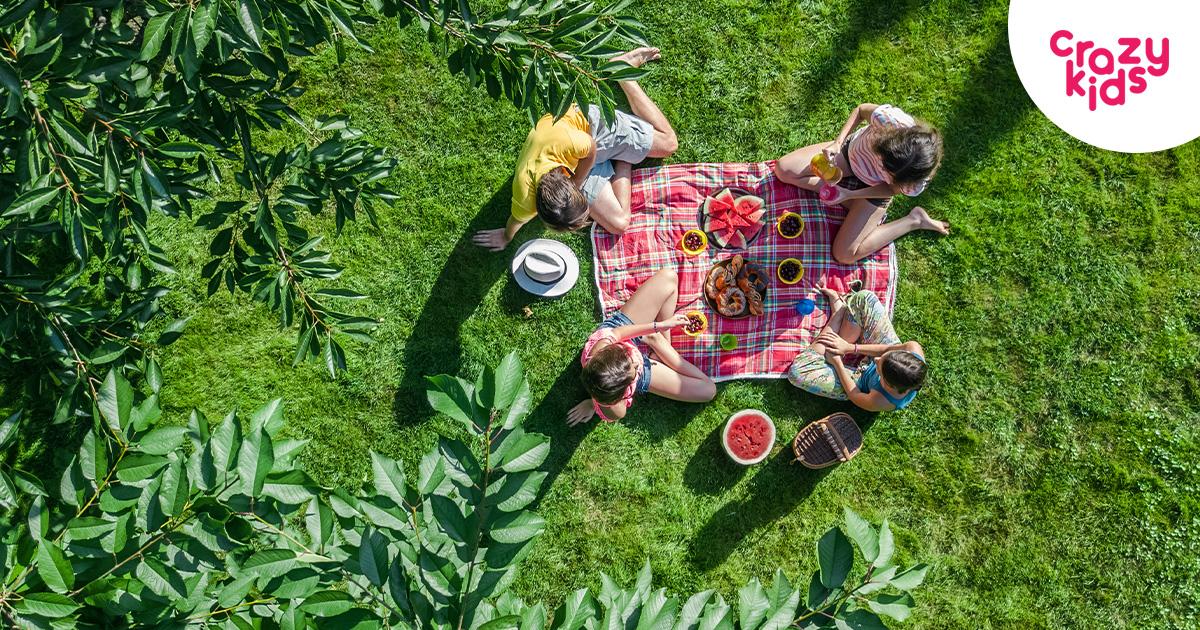5 идеи за пикник край София с дете