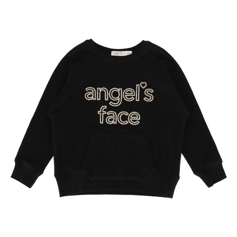 Детска блуза Angels face с ластични маншети