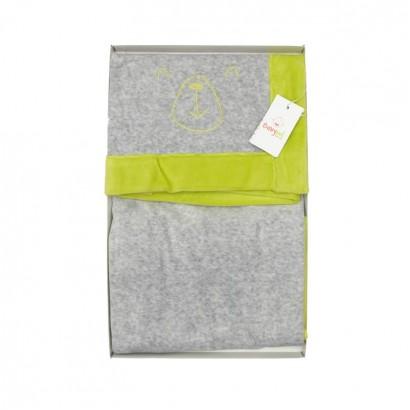 Бебешко одеяло Babybol с кант