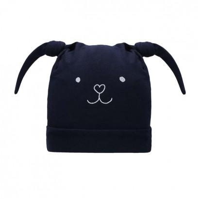 Бебешка шапка Bixie с уши за момиче
