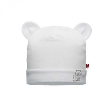 Бебешка шапка Bixie с уши за момче