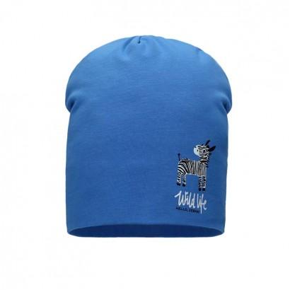 Детска шапка Bixie Wild life за момче