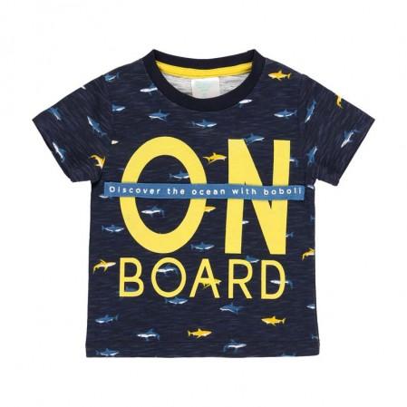 Детска тениска Boboli On Board