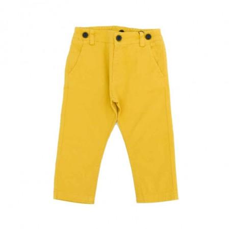 Бебешки дълъг панталон Contrast за момче