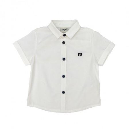 Детска  риза за момче Contrast