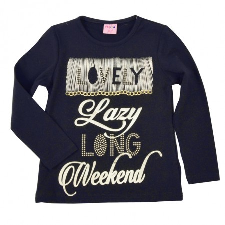 "Блуза ""Lazy weekend"""