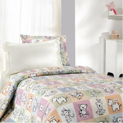 бебешки спален комплект 6 части