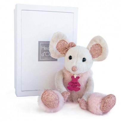 Детска играчка Doudou Звездна Мишка 25см
