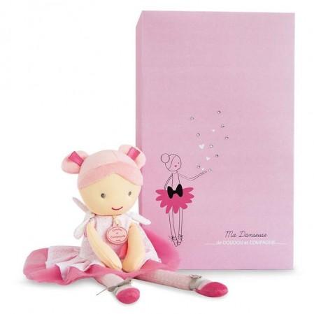 Мека детска кукла Doudou танцьорка