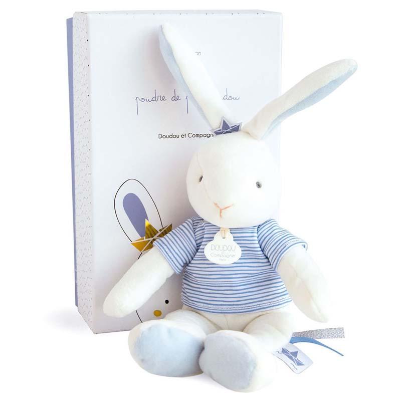 Бебешка играчка Doudou Син Заек моряк
