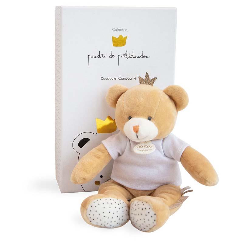 Бебешка играчка Doudou Кралско Мече