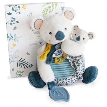 Бебешка играчка Doudou Коала с бебе