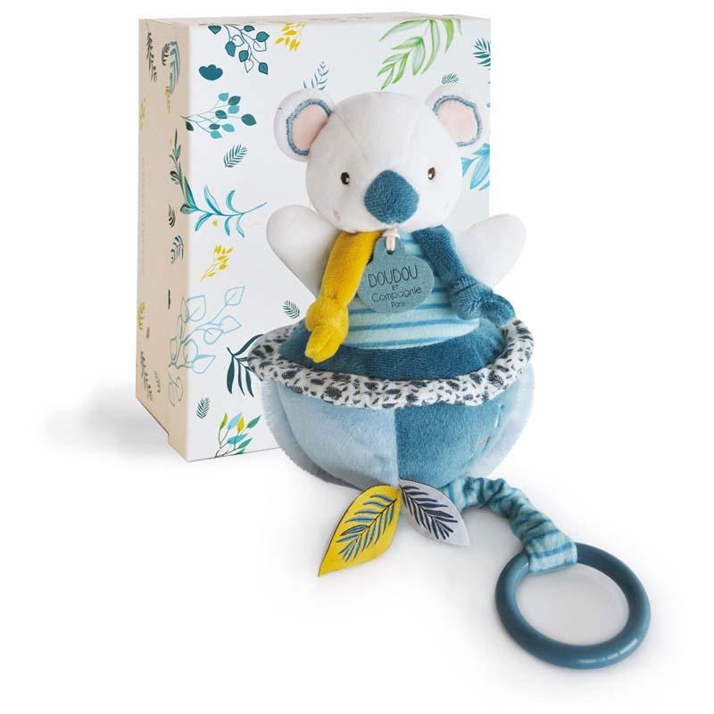 Музикална бебешка играчка Doudou Коала