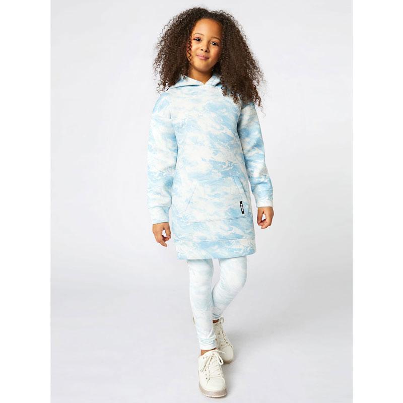 Детска рокля Guess с качулка