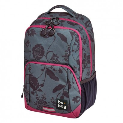 Herlitz Ученическа раница be-bag be-freestyle Romatic flower