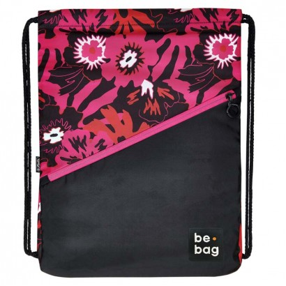 Herlitz Спортна торба be-bag be-daily Pink summer