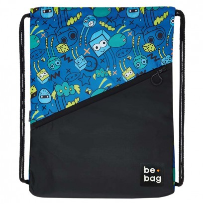 Herlitz Спортна торба be-bag be-daily Monster party