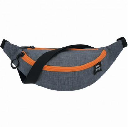Herlitz Чанта За Кръст Be Bag Be Agile - Grey Melange
