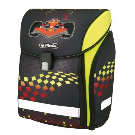 Herlitz Ученическа чанта-раница midi Formula1