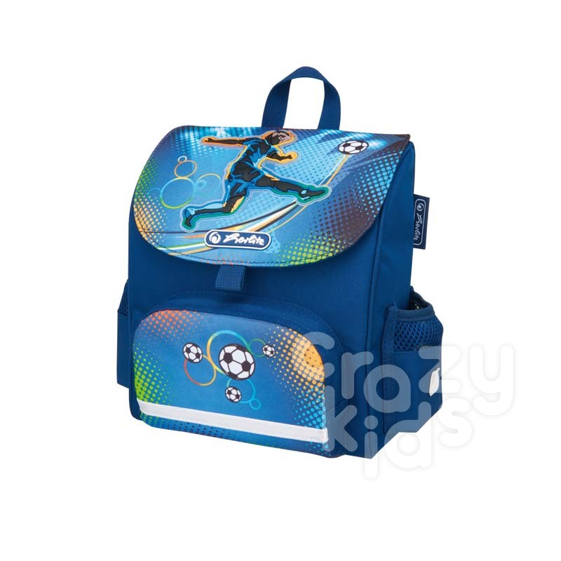 Herlitz Детска раница MINI softbag Soccer