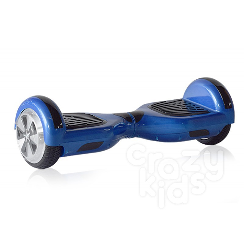 Hoverboard Lunar 6,5 Led SDBB Blue
