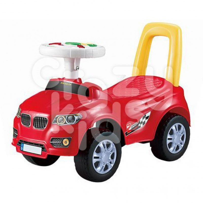 Kikka boo Кола Ride-On Lightning Red