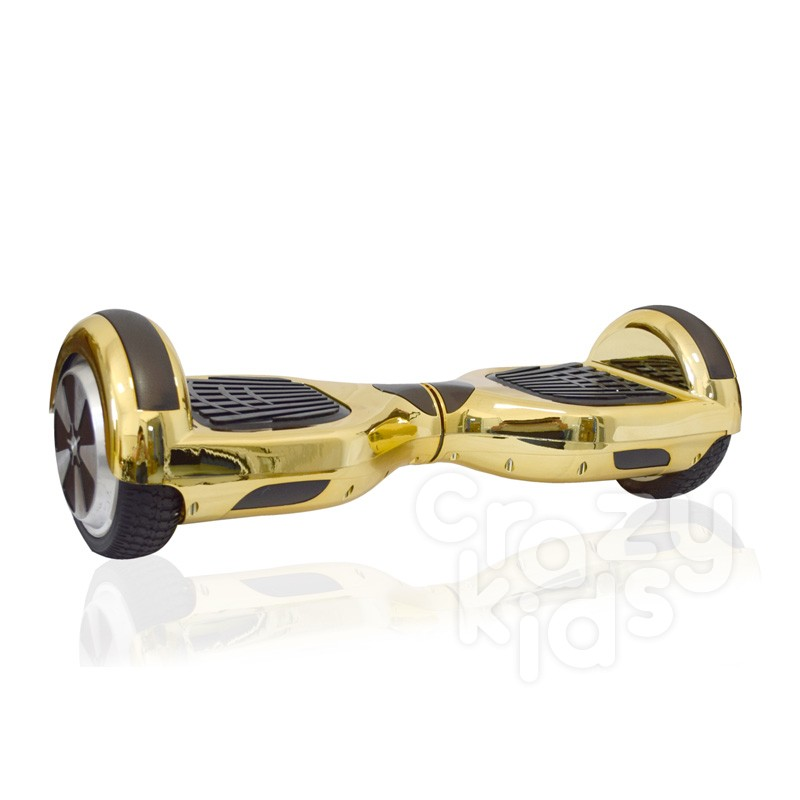 Hoverboard LUNAR 6,5 BB с чанта и BLUETOOTH Electroplate gold
