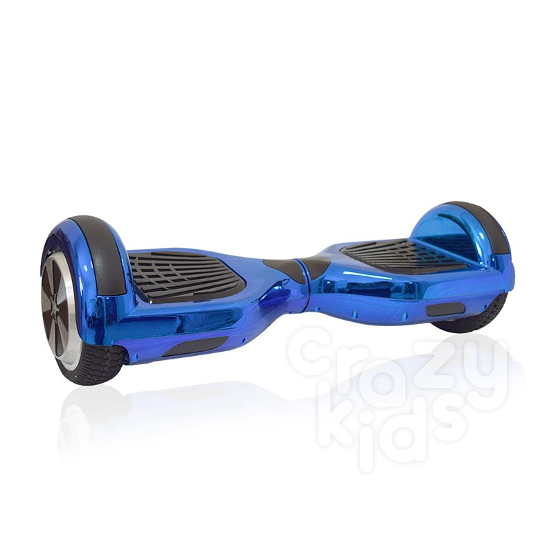 Hoverboard LUNAR 6,5 BB с чанта и BLUETOOTH Electroplate blue
