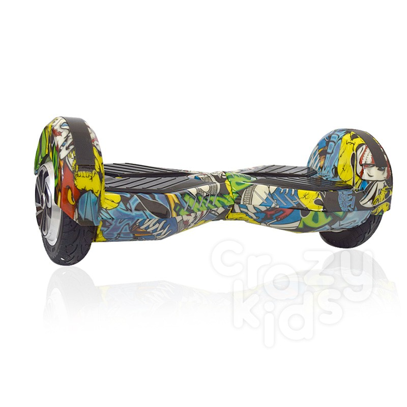 Hoverboard ALIEN 8 SBB LED Street dance
