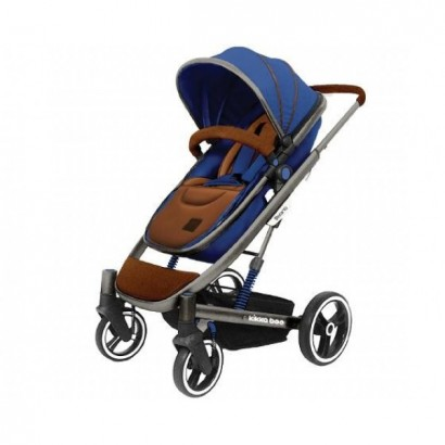 Kikka Boo Бебешка количка Divaina 2 in 1 seat pram True Blue