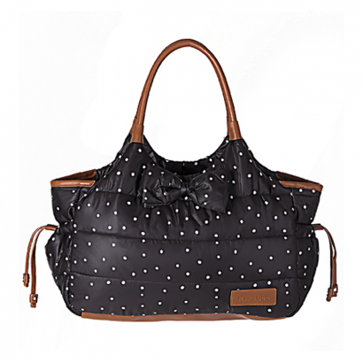 Kikka boo Чантa Dotty Black