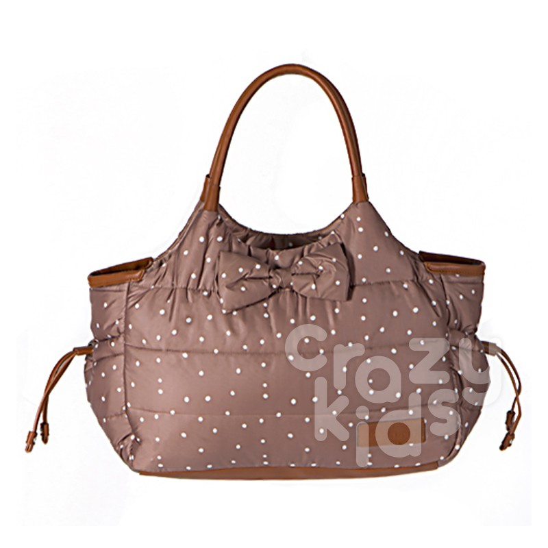 Kikka boo Чантa Dotty Brown