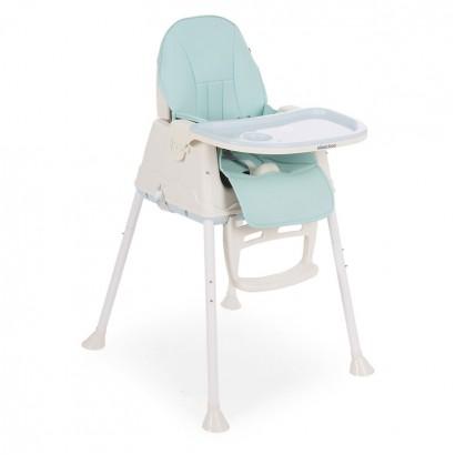 Столче за хранене Kikkaboo Creamy Light Blue