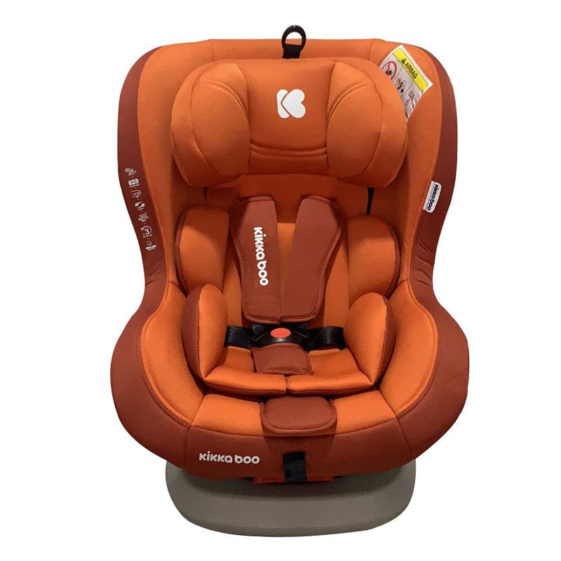Kikkaboo Стол за кола 0-1-2 0-25 кг Twister Orange Isofix 2020