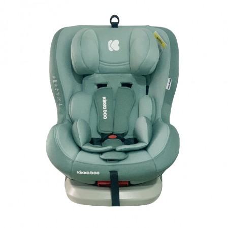 Kikkaboo Стол за кола 0-1-2 0-25 кг Twister Mint Isofix 2020