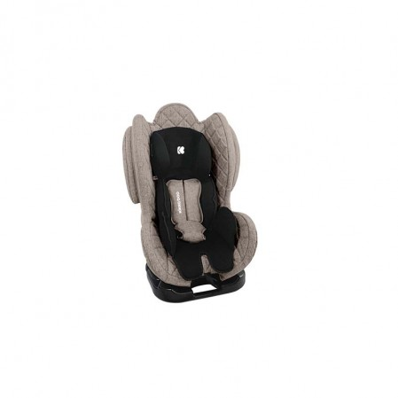Kikkaboo Стол за кола 0-1-2 0-25 кг Bon Voyage Beige 2020