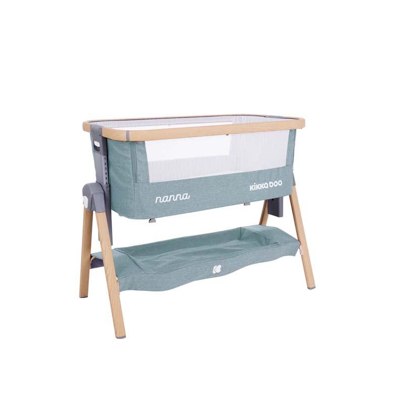 Kikkaboo Кошара Nanna Mint Wood 2020