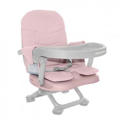 Kikkaboo Столче за хранене повдигащо Pappo Pink 2020