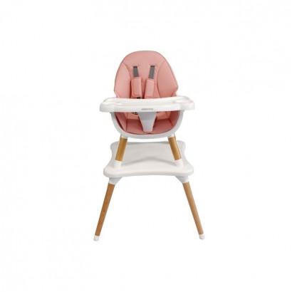 Kikkaboo Столче за хранене Multi 3in1 Pink