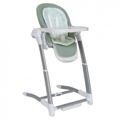 Kikkaboo Бебешка люлка столче за хранене 3в1 Prima Mint 2020