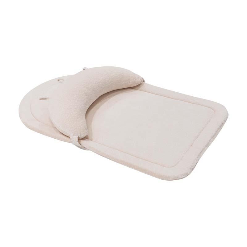 Kikkaboo Мемори килимче за игра Beige Velvet