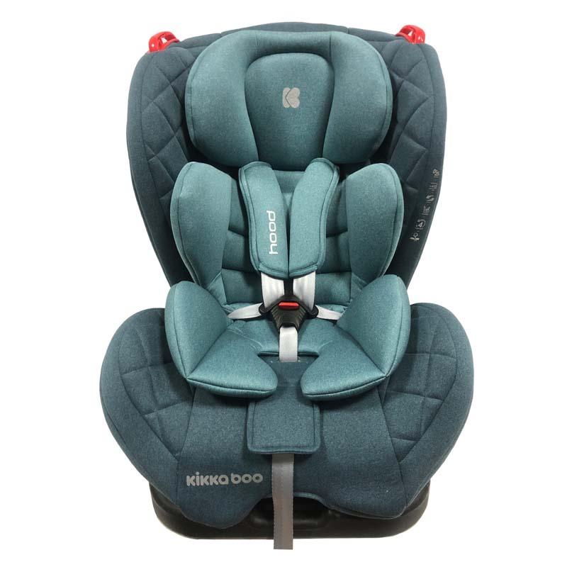 Kikka boo Стол за кола 0 1 2 от 0 до 25 кг Hood Mint