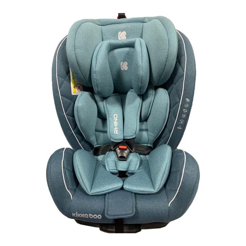 Kikka boo Стол за кола от 0 до 36 кг Rhino ISOFIX Mint